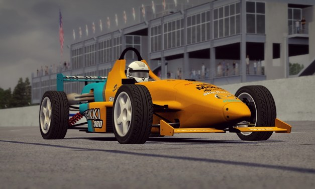 Late To The Party | Skip Barber Assetto Corsa Mod Car [F2000]