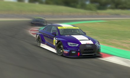 iRacing Nailed It! | Audi RS3 LMS TCR