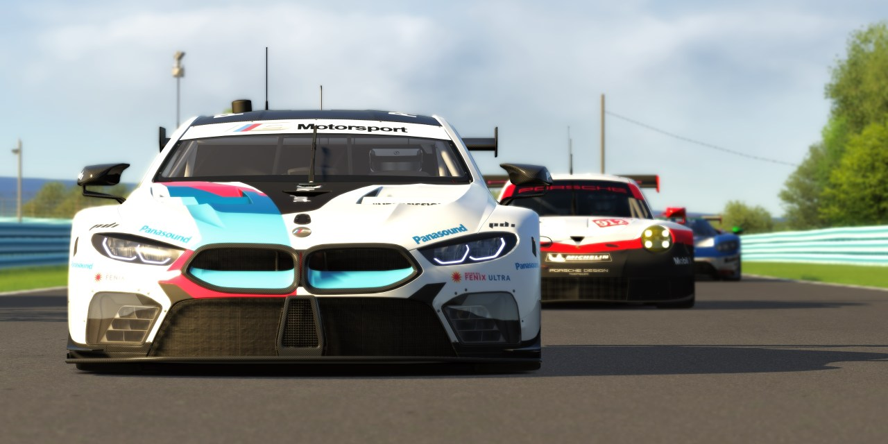 It's Finally Here! | The URD Bayro EGT Assetto Corsa Mod