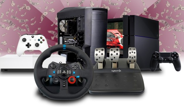 How To Start Sim Racing As Cheap As Possible