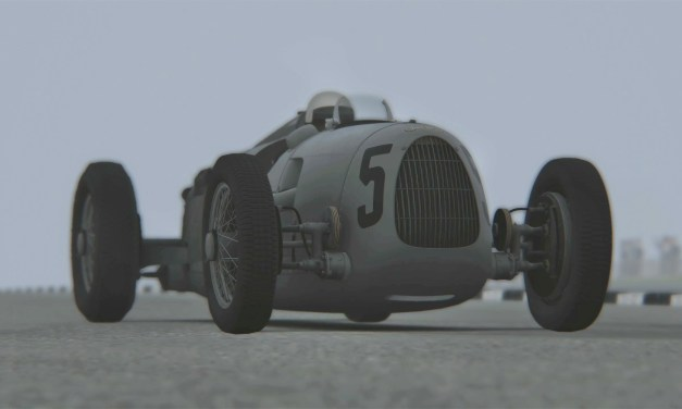 Auto Union Type C for Assetto Corsa