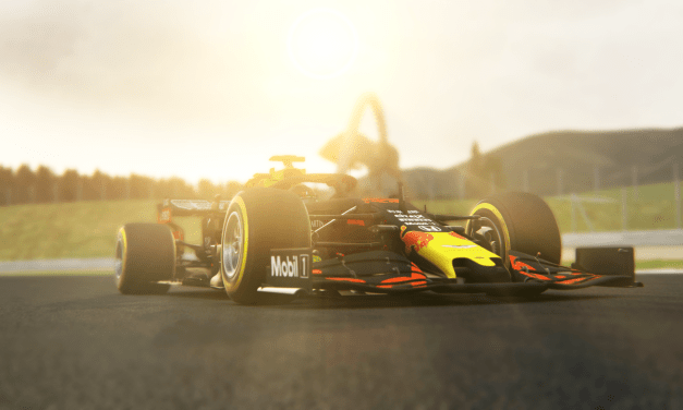 What's The Best F1 Racing Sim?