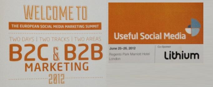 European Social Media Marketing Summit
