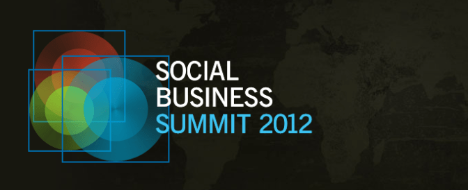 Social Business Summit London 2012