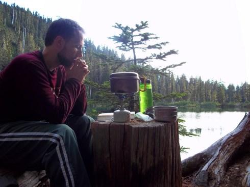 Flapjack Lakes 2013 - Lakeside Dinner