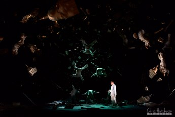 The Canadian Opera Company's 2016 production of Siegfried