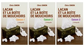 Lacan et la boîte de mouchoirs Chris Simon