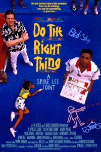 Do the right thing, Spike Lee