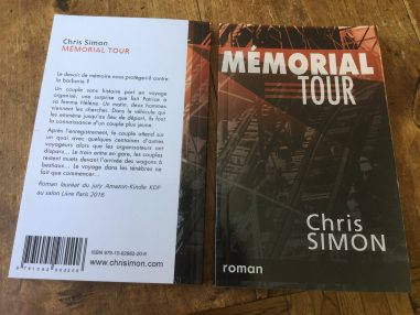 Memorial tour de Chris Simon