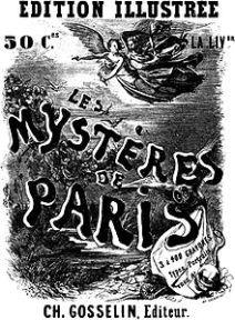 Mysteres de Paris Eugene Sue