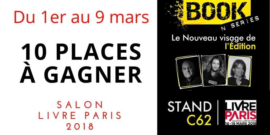 Chris simon 39 s blog for Salon du livre paris 2018