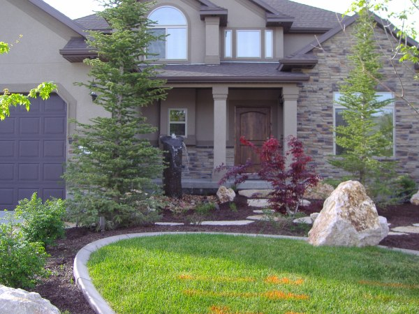 modern salt lake city landscaping