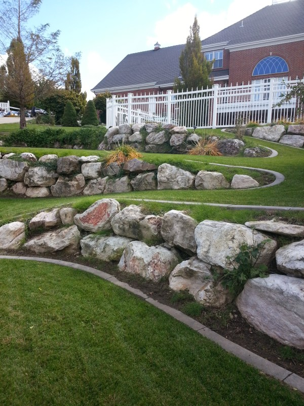 landscaping companies in kaysville
