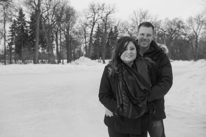 Mike & Melanie (50)