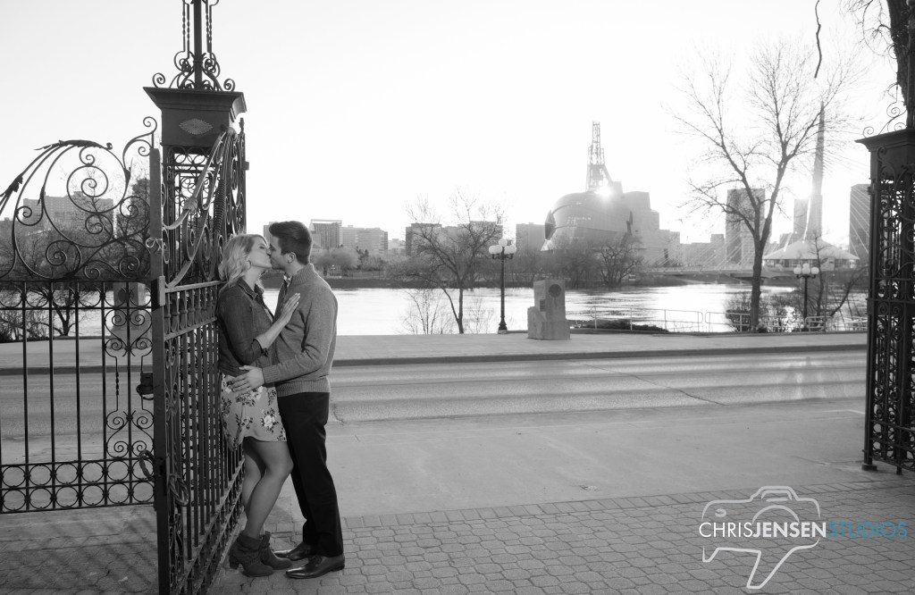 Top Winnipeg Wedding Photography, Chris Jensen Studios