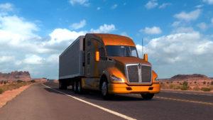 American Truck Simuator