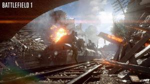 Battlefield 1 Train