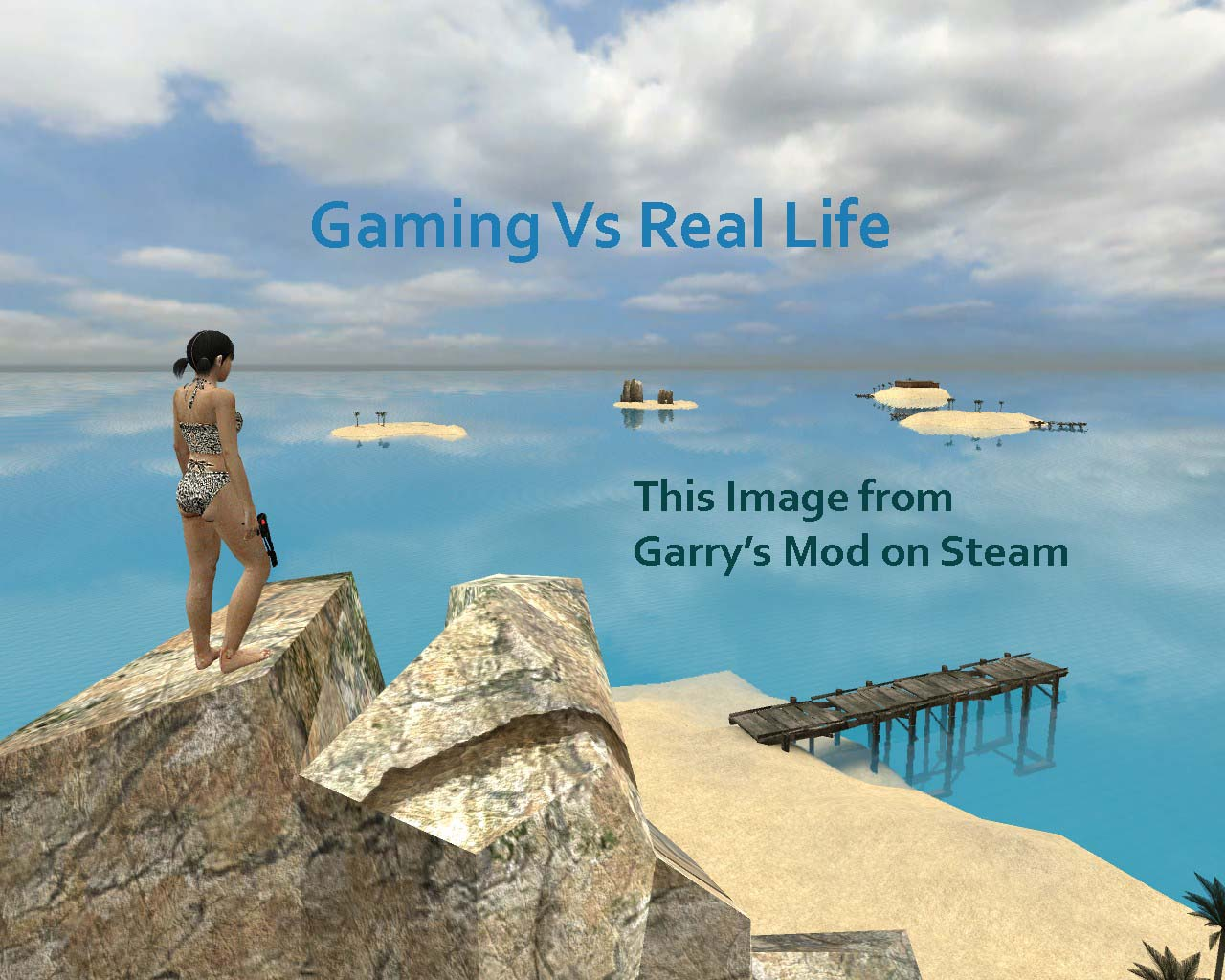 Gaming vs. Real Life – a discussion