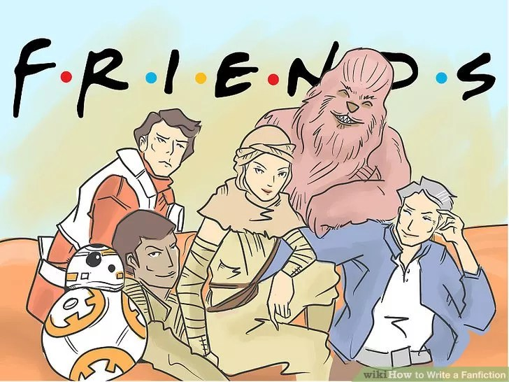 Collaborative Fan Fiction – A GEEKDOM FIRST