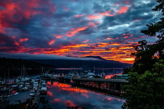 Brentwood Bay Victoria BC