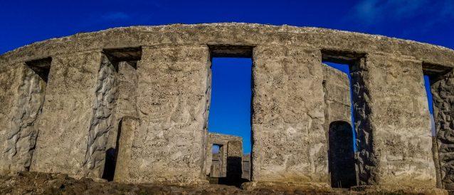 Looking at Maryhill's Stonehenge