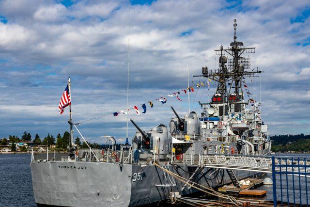 USS Turner Joy (DD-951) Naval Destroyer Museum Ship