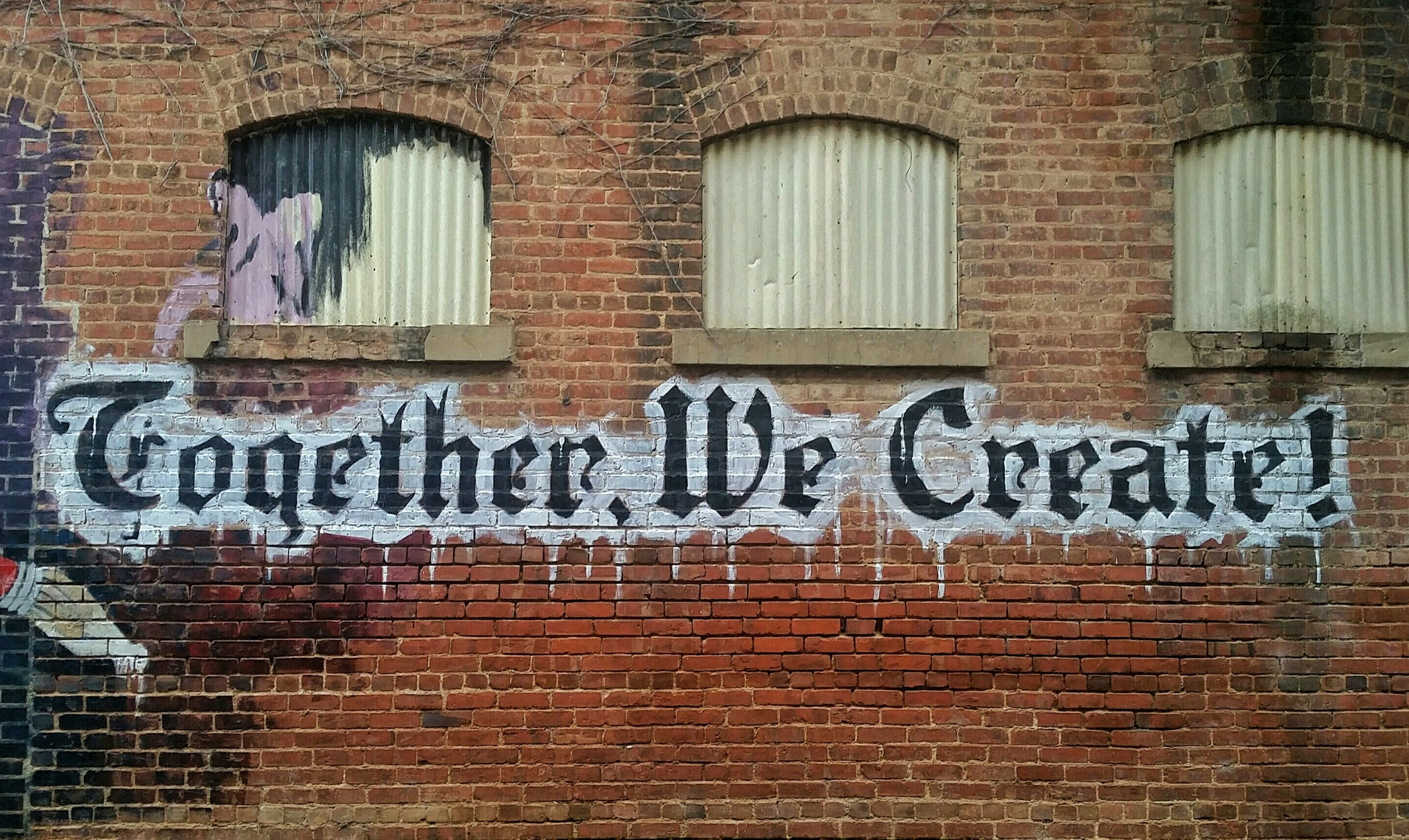 Together We Create