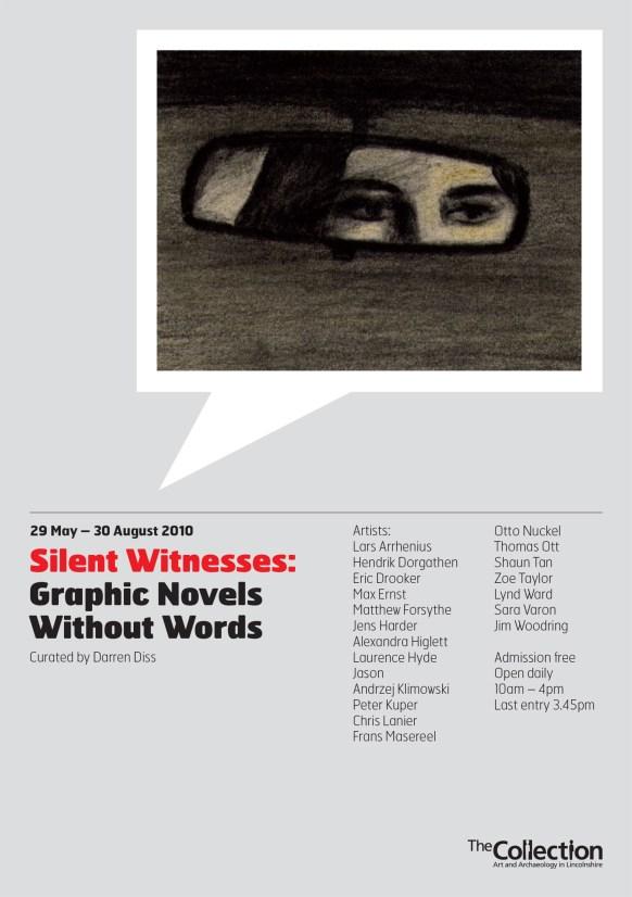 Silent Witness: Flyer