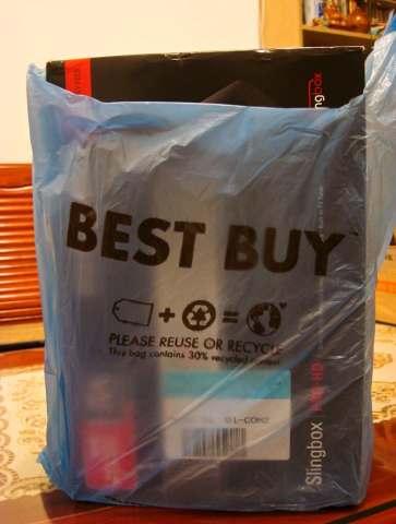 BestBuy的袋子