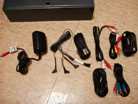 SlingBox Pro HD 線材一覽