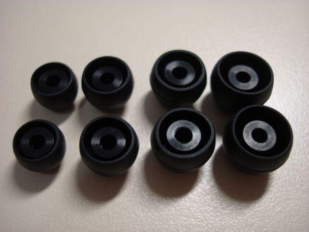 ATH-CKM77耳塞,XS、S、M、L