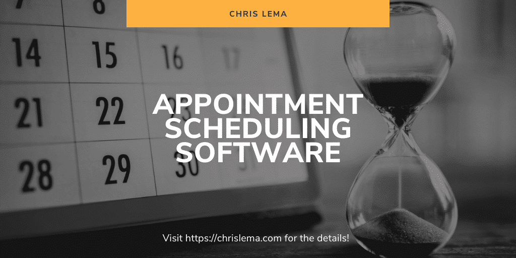My Favorite Appointment Scheduling Software