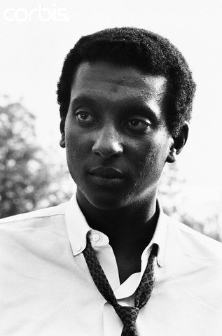 Stokely Carmichael in Alabama, 1966