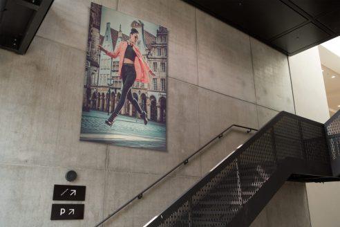Fotoshooting Münster Fashion Sedcard Fotograf