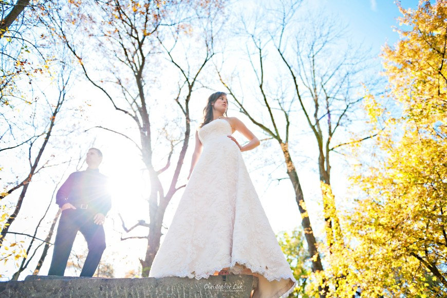 Christopher Luk - Cherish the Dress 2010 - Lisa and Rene