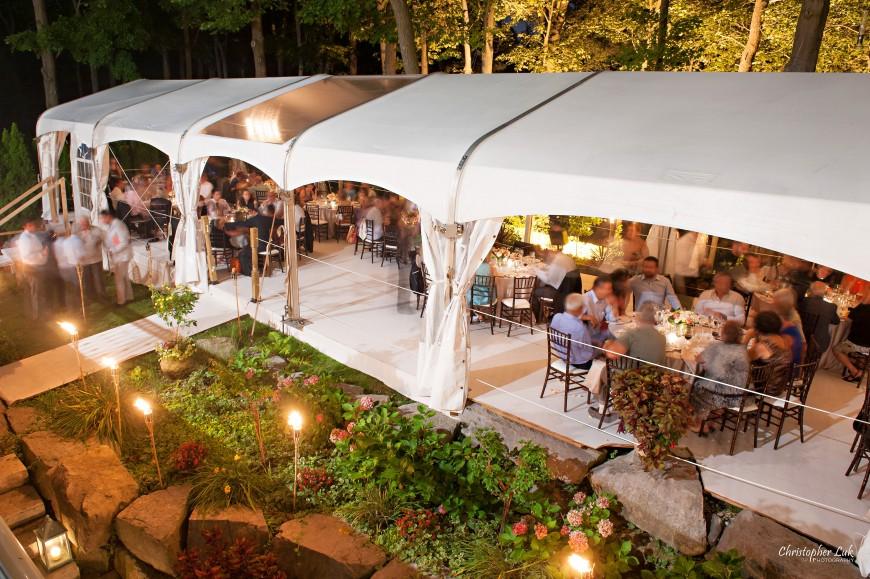Outdoor Backyard Party – Toronto Wedding Portrait Event