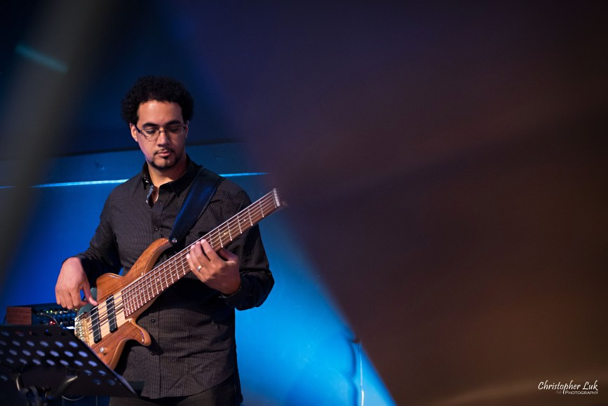 Rachelle Luk Live Concert Gospel Music Association Canada Covenant Award Winner Singer Songwriter Tim Ball Bassist Bass Player