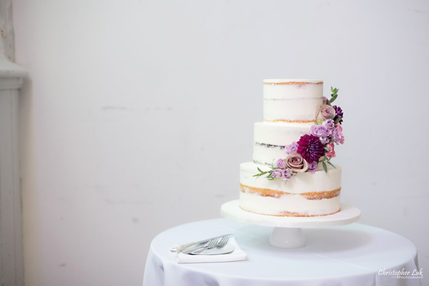 Christopher Luk (Toronto Wedding Photographer): Berkeley Church Vintage Rustic Ceremony Candlelight Dinner Reception Pinterest Worthy Details Coriander Girl Floral Flower Le Dolci Bakery Cake