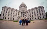 Capitol of Madison