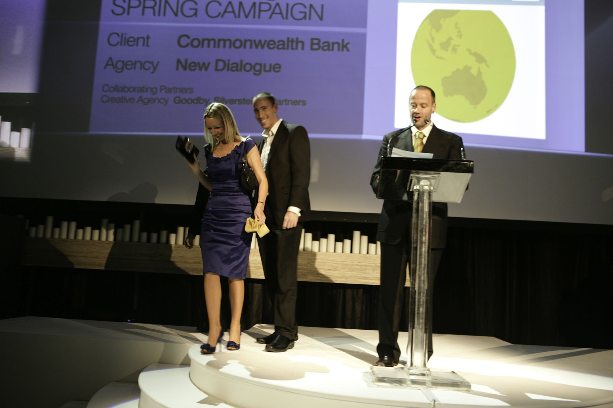 2009 IAB Award Direct Reponse and Lead Generation Winners