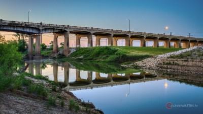 Continental Ave Bridge, Dallas, TX