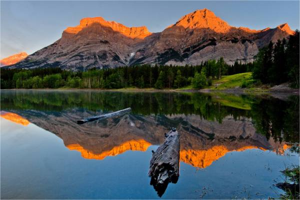 rocky mountain landscapes wedge