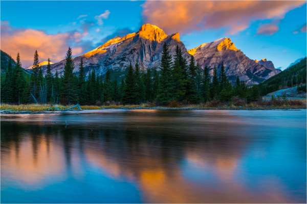 Canadian Rocky Mountains Christopher Martin