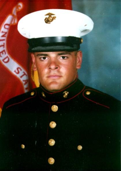 Chris USMC Blues 1986