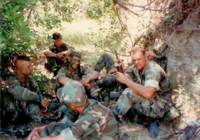 Chris USMC History - 05