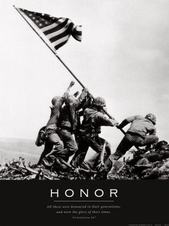 USMC - Iwo Jima Flag Raise