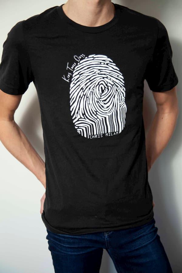 Kids These Days T-Shirt - Black