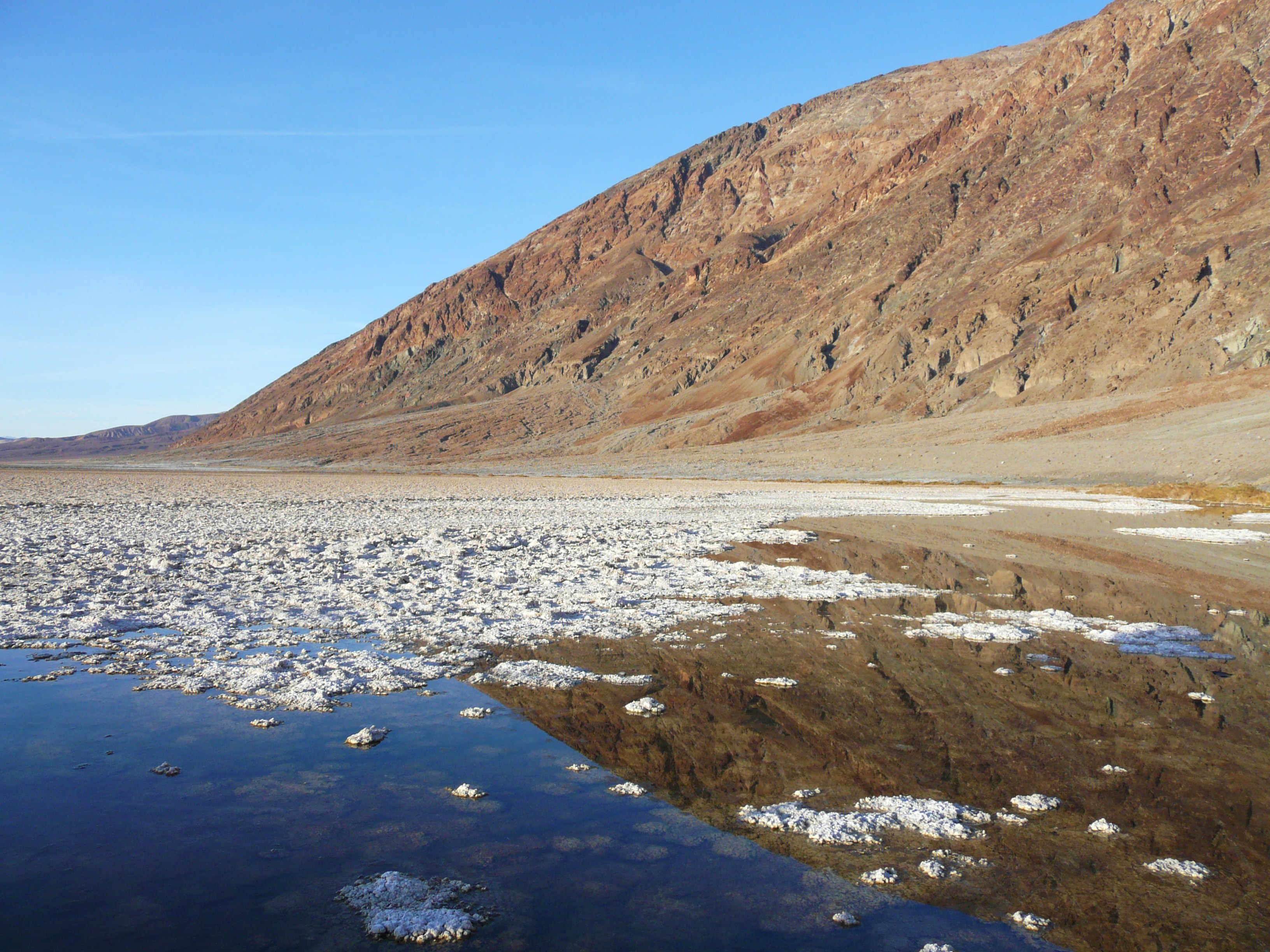 Badwater, Death Valley (California)