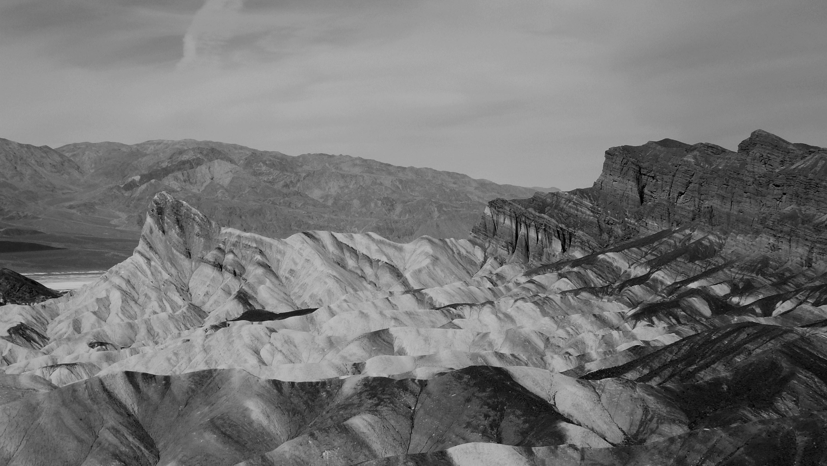 Zabriskie Point - Death Valley (California)