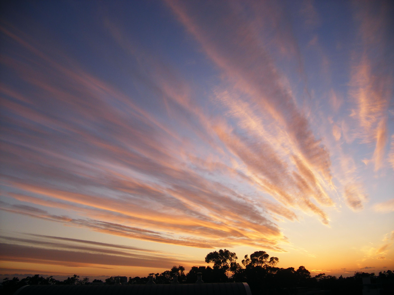 Sunset Cloudburst - UCSB (Santa Barbara, CA)